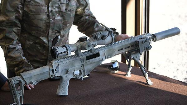 Снайперская винтовка Чукавина (СВЧ-308)
