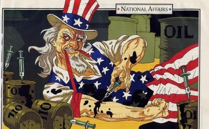 Как не старалась Америка, но заполучить статус «страна– бензоколонка» ей не удалось!