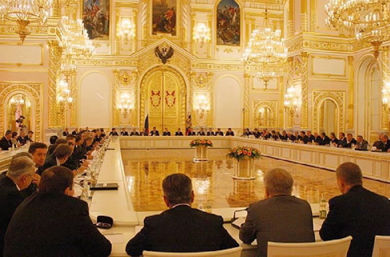 Госсовет России становится важнейшим инструментом управления страной