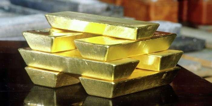 Франция потребовала у США вернуть своё золото