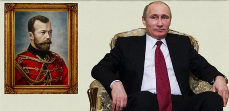 Про «абсолютные монархические» полномочия Владимира Путина