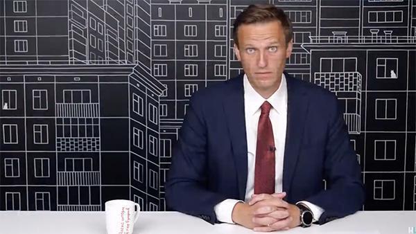 Фюрера Навального осудил либеральный кагал