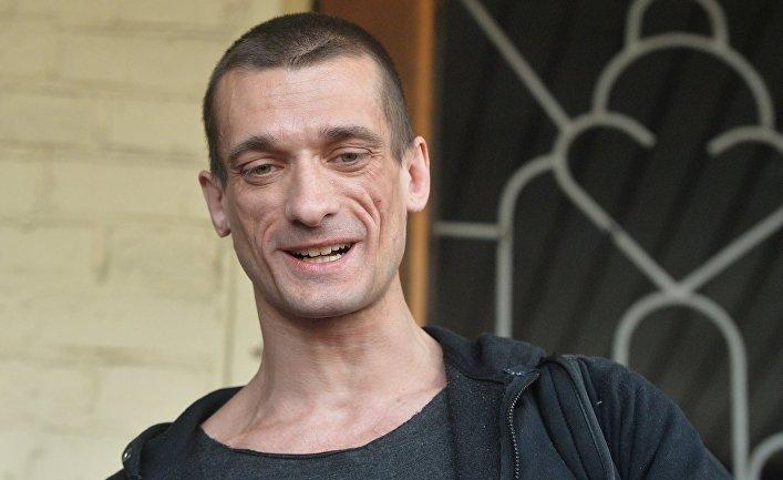 Карательная психиатрия Франции дотянулась до «свободного художника» Павленского