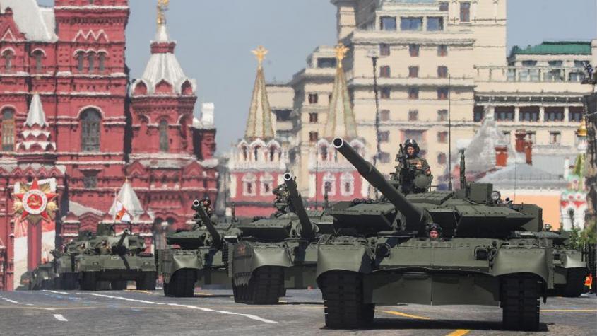 Арктические войска России получат «реактивные» танки до конца года