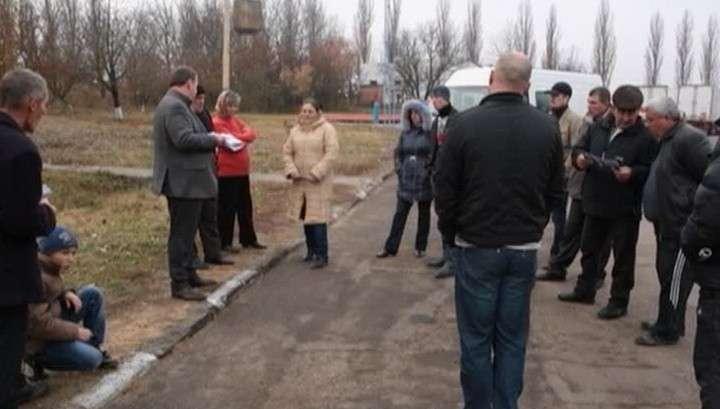 Молдавия выбирает между Россией и Европой