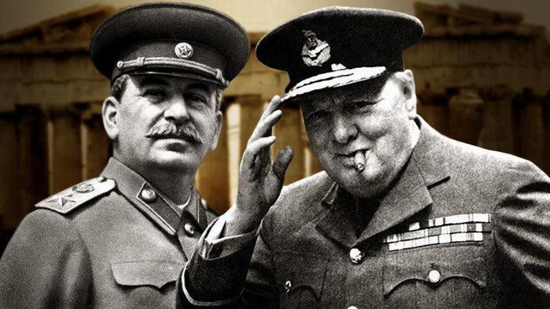 Троллинг 80 уровня англичан со стороны Сталина на переговорах в 1935 году