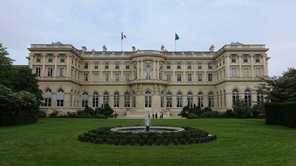 Здание МИД Франции