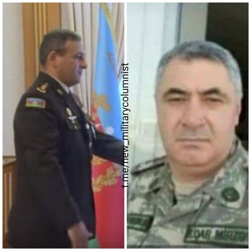 В боях на границе Армении и Азербайджана погиб заместитель министра обороны Гашимов