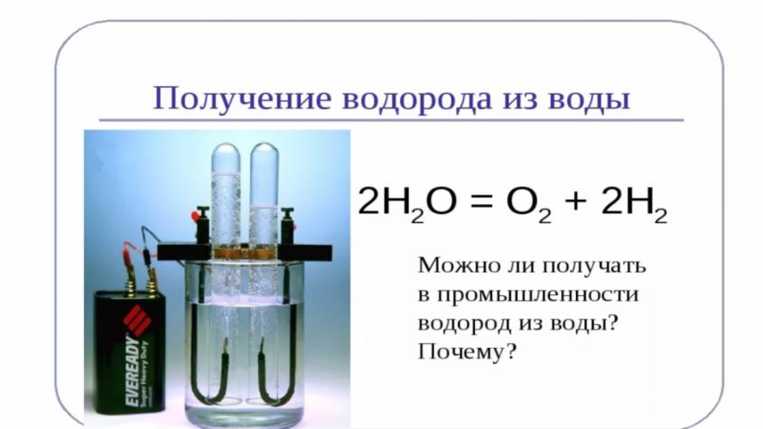 Водородная энергетика: вопреки здравому смыслу или всё-таки есть выгода?