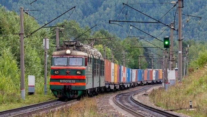Поезда Китай – Европа на сети РЖД разогнались до 1328 км в сутки