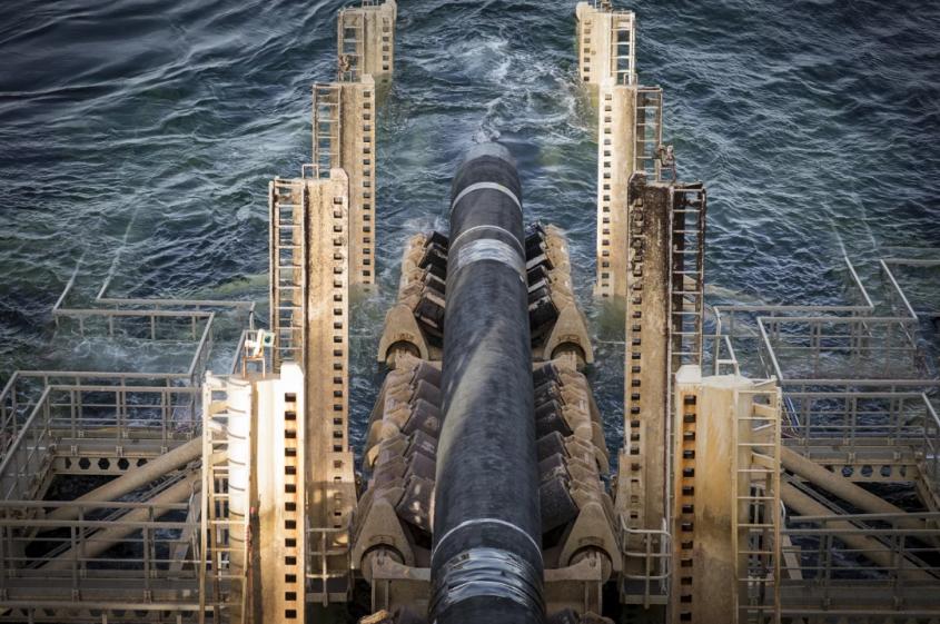 СМИ Бельгии уже догадались, чем для США закончится война с Северным Потоком 2 / Нужен народу России – Nord Stream 2, сионский проект?