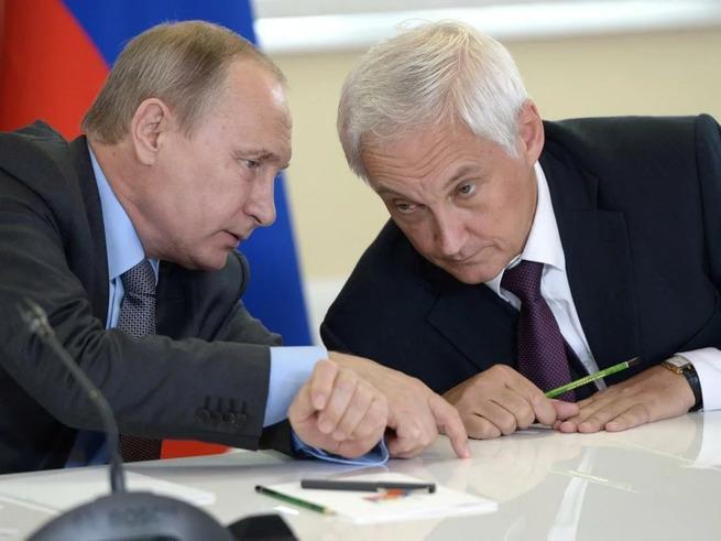 Владимир Путин поддержал Белоусова. Победа над Силуановым-Набиуллиной
