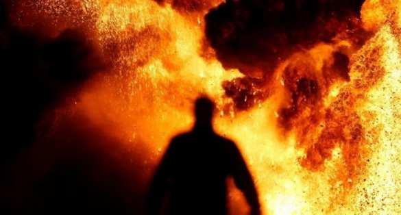 Жуткий взрыв в Сирии: смертник прорвался на склад с боеприпасам (ВИДЕО) | Русская весна
