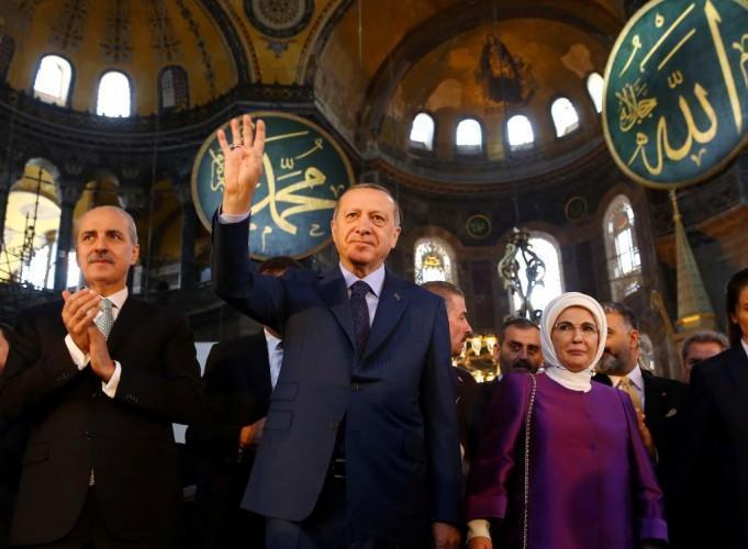 Турции придётся серьёзно подумать о своём поведении и своих границах