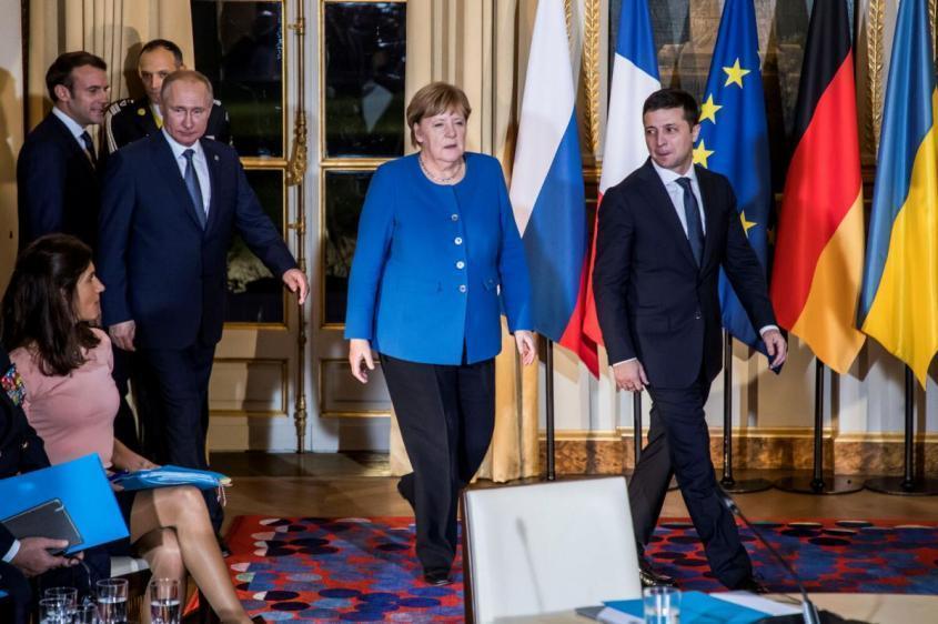 Киевское еврейство нагло денонсировало Минские соглашения