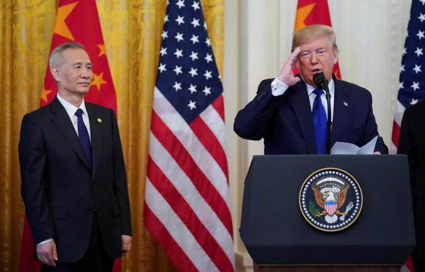 Чем может угрожать экономике США обострение торговой войны с Китаем