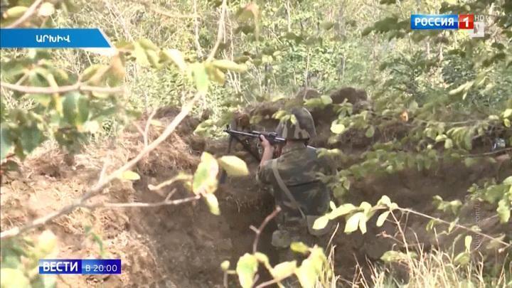 Вооруженные столкновения и обмен жесткими заявлениями: Баку и Ереван бряцают оружием