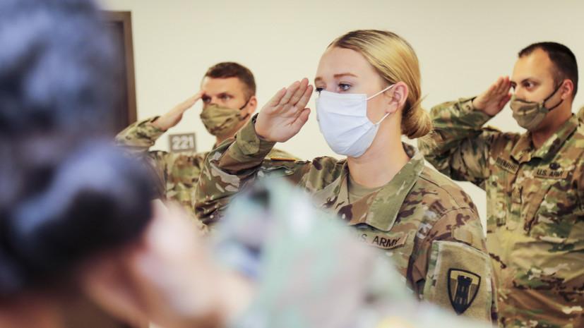 Сексуальное насилие в Армии США, от которого нет никакой защиты