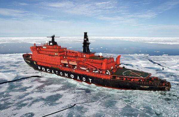 Почему Запад не сможет потеснить Россию в Арктике. Новый хозяин Севера
