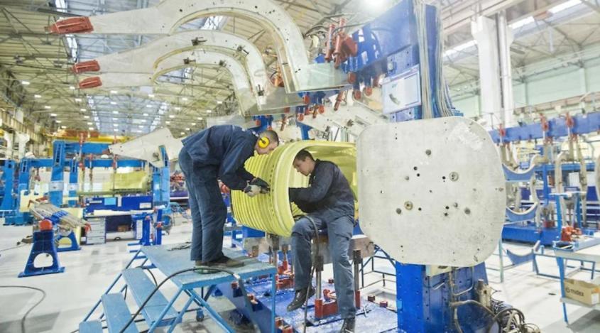 Модернизация Новосибирского авиационного завода имени Чкалова под заказ ВКС России
