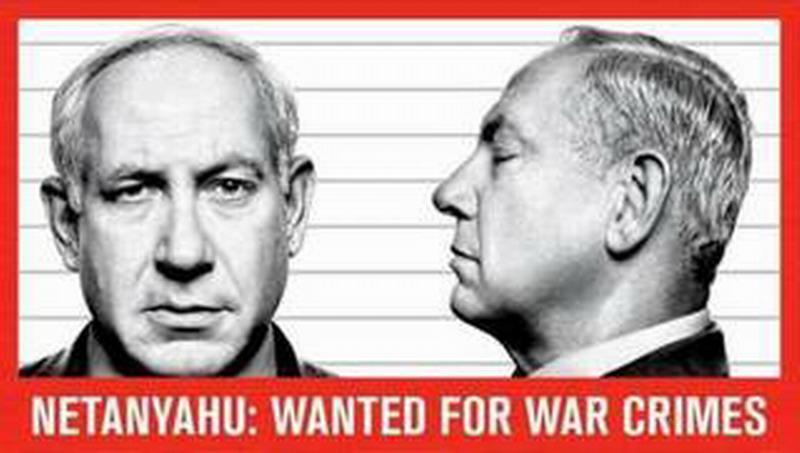 Нетаньяху и его банда сушат сухари. Они будут арестованы первыми, когда МУС откроет расследование