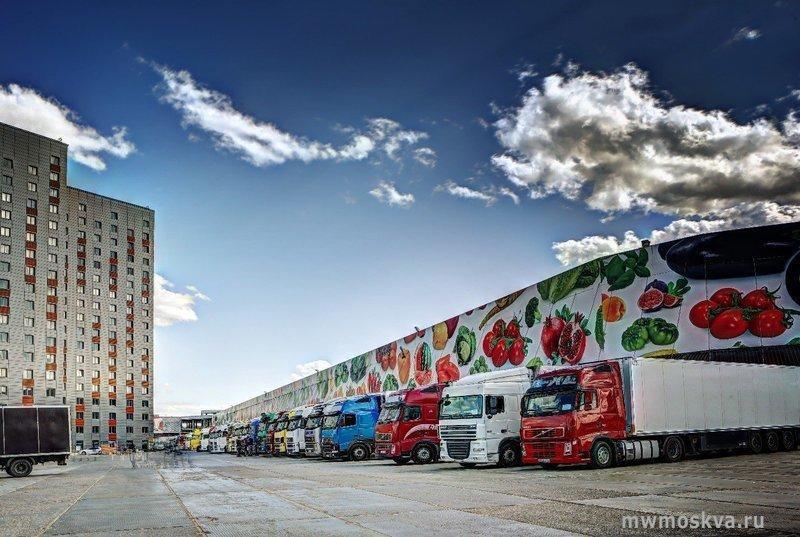 Московские рынки решили миром азербайджано-армянский конфликт