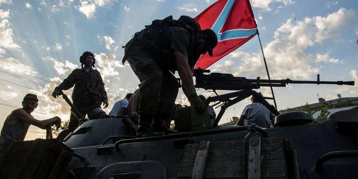 Херсон в ожидании наступления ополчения Новороссии