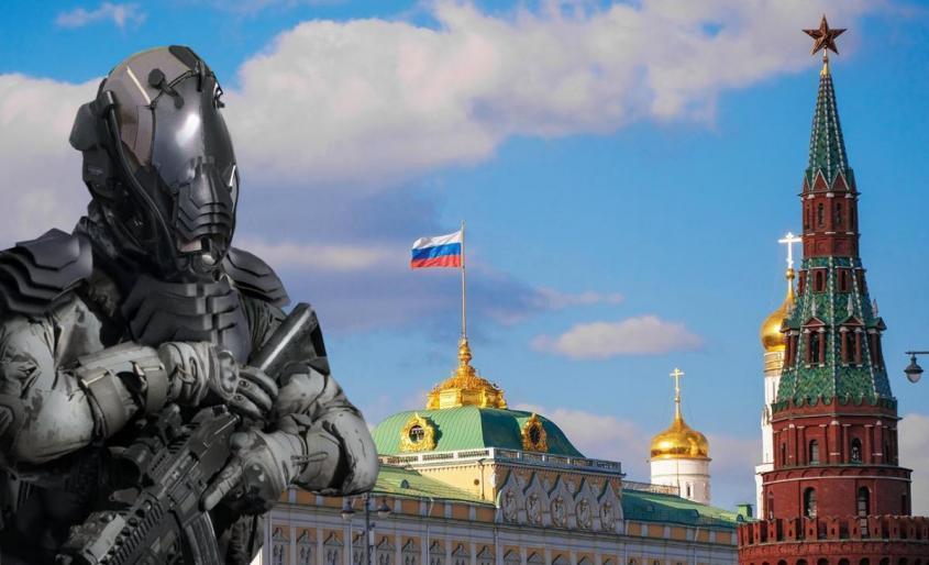 Тайный спецназ Московского Кремля! Их вызывают только в самом крайнем случае