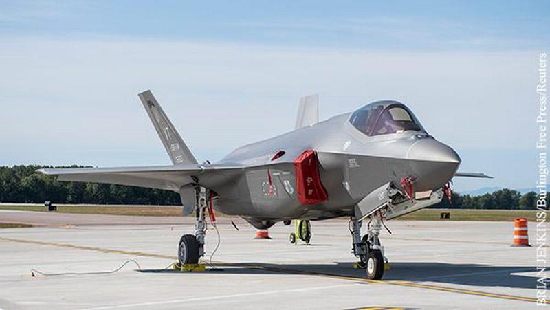 Скандал с С-400 и F-35 подпортил репутацию США на мировом рынке вооружений