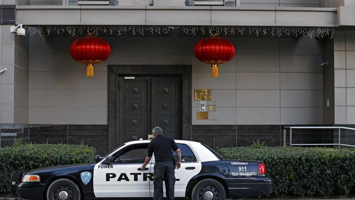 Китай: США наказали дипломатов КНР не предоставив никаких доказательств