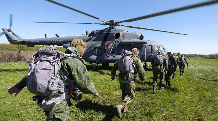 На что будет способен новый русский вертолёт десанта Ми-8АМТШ-ВН