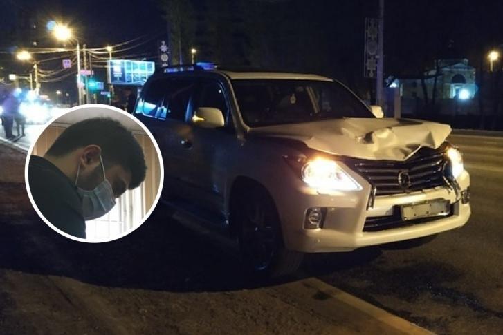 В Перми вынесли издевательский приговор подростку, который на папином Lexus насмерть сбил девушку