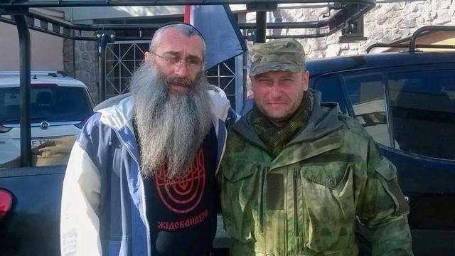 Отсутствие кошерной еды смущает карателей Новороссии