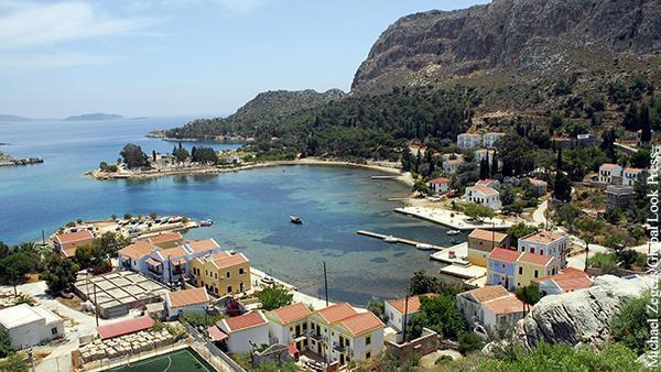 Из-за островка в Средиземном море может начаться большая греко-турецкая война