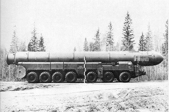 Как ракетный комплекс «Тополь» сохранил независимость России