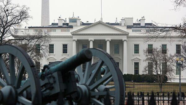 Белый дом. Вашингтон, США