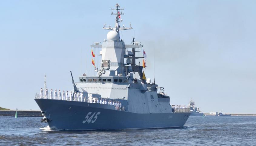 «Корабли отвечают самым высоким требованиям современного боя»: как идёт обновление ВМФ России