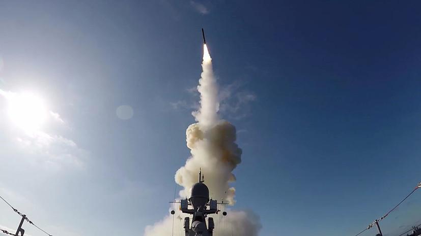 Владимир Путин рассказал о планах усилить ВМФ гиперзвуковым оружием