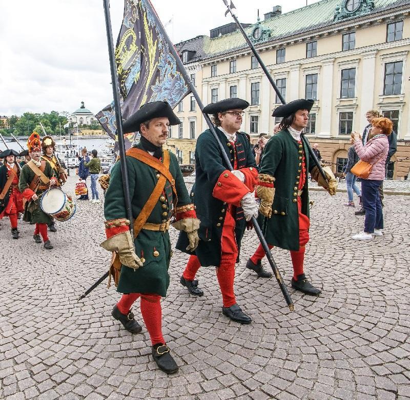 Как «конфузия» под Ригой научила русских побеждать шведов