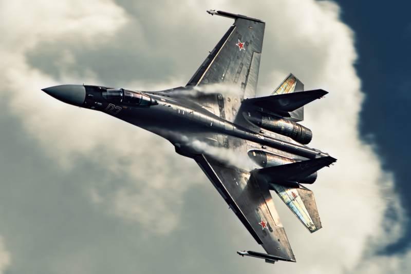 Су-35 добавят туркам «тьмы египетской» в Ливии