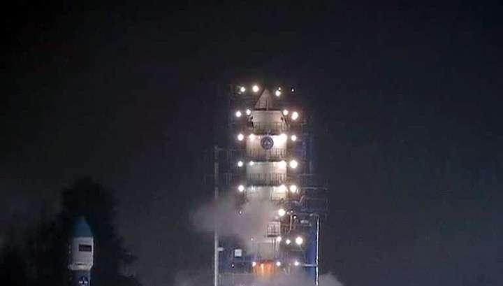 Запуск спутника «Глонасс-К» прошёл в штатном режиме