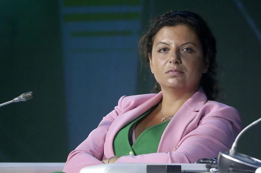 Маргарита Симоньян. Фото: Михаил Метцель/ТАСС