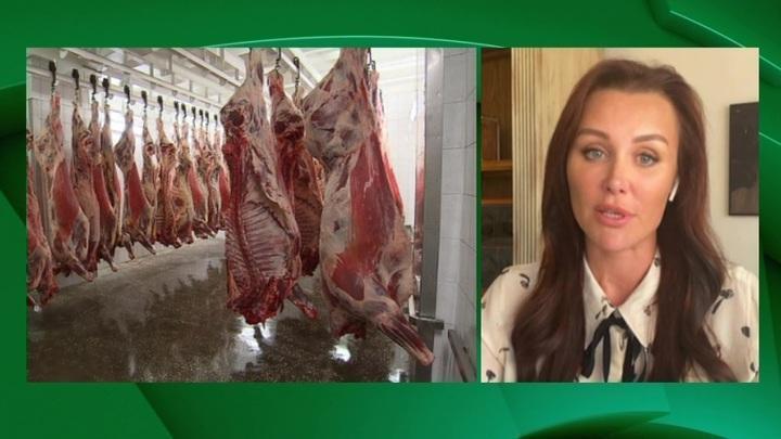 Китай стал крупнейшим покупателем мяса из России