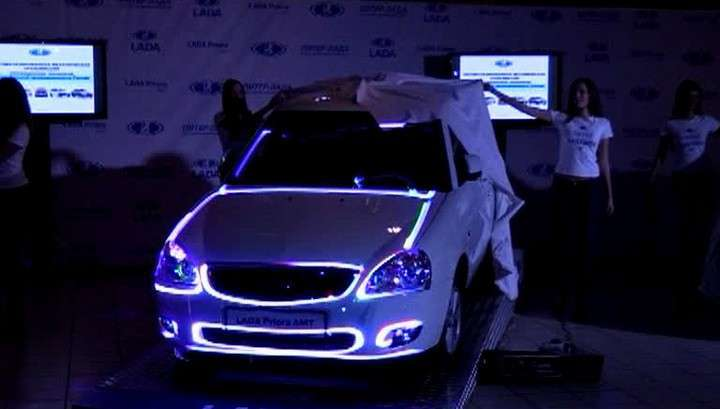 В России стартовали продажи роботизированной Lada Priora