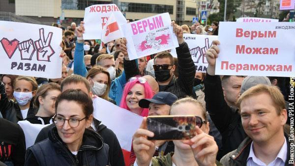Кто и как превращает Белоруссию в Украину вот уже долгие годы
