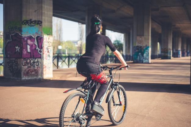 Негритянка на велосипеде или как быстро заработать денег. Зарисовка из США