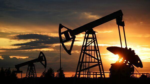 Работа нефтяных станков – качалок
