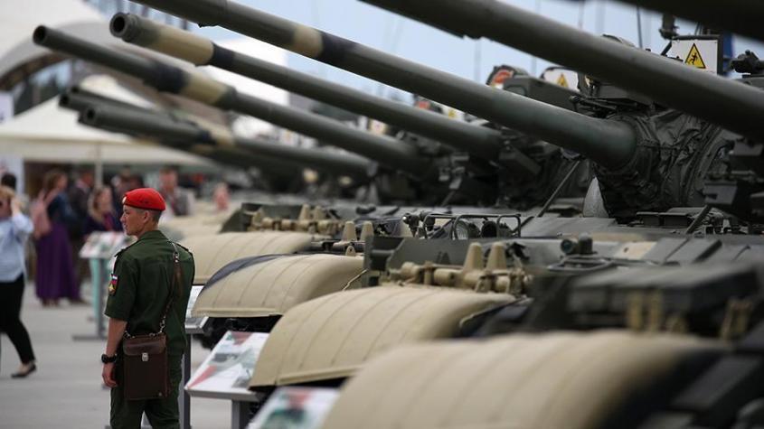 На форуме «Армия-2020» представят более 28 тысяч образцов вооружений