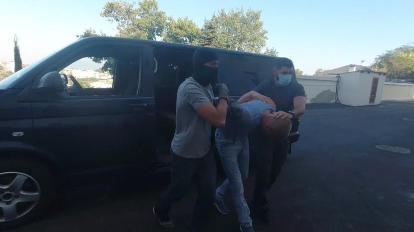 СРОЧНО: В Крыму арестован военнослужащий ЧФ, шпионивший на Украину (+ВИДЕО)