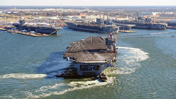 Военно-морская база Норфолк